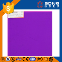 safety tempered laminated glass for building
