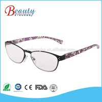 New Model Eyewaear Frame Fashion Reading Glasses Cheap Optical Glasses