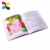 Custom perfect binding learning child cartoon color filling book