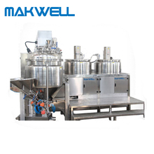 Cheap mayonnaise processing machine high speed mixer