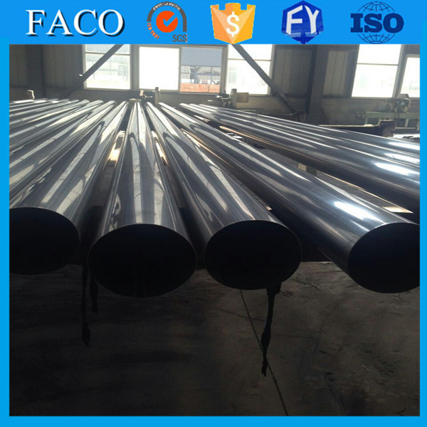 trade assurance supplier stainless steel stove pipe 304 stainless steel pipe and fittings 304