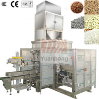 Anhui Automatic 25kg Granule De-icing Salt Packing Machine