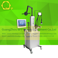 5M multipolar RF thermal slimming system machine with ultrasonic cavitation machine