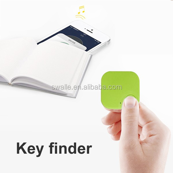 anti lost keyring tracker bluetooth finder swalle key kids wallet chain