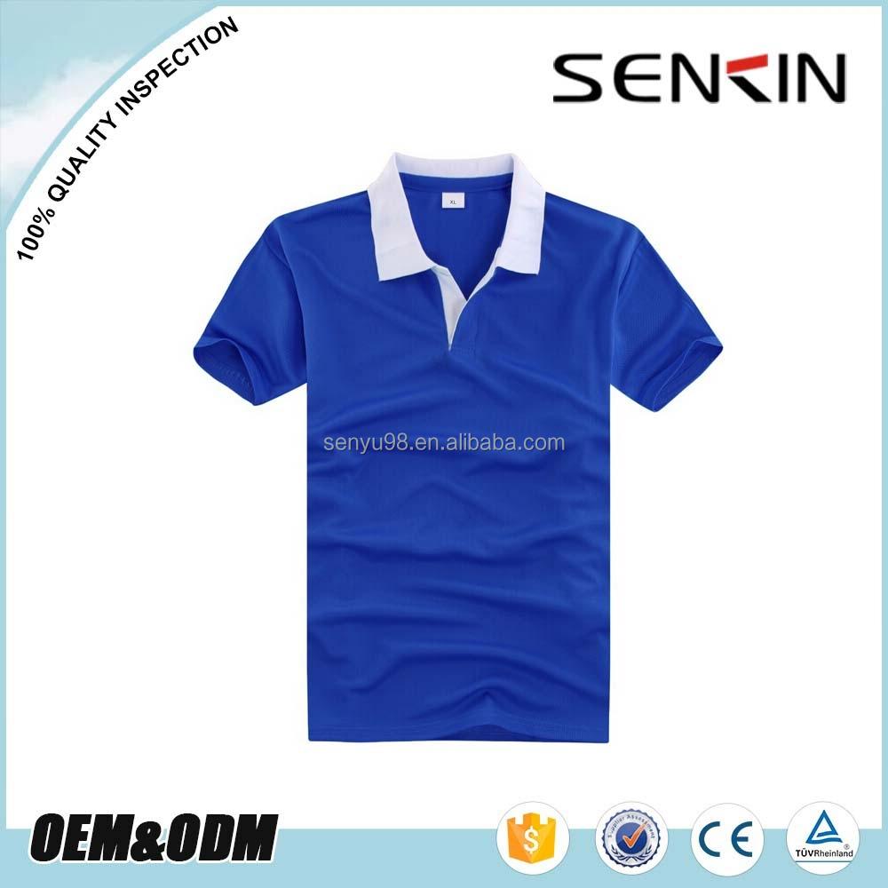 Custom polyester eyelet sport polo shirt guangzhou garment for Custom polyester polo shirts