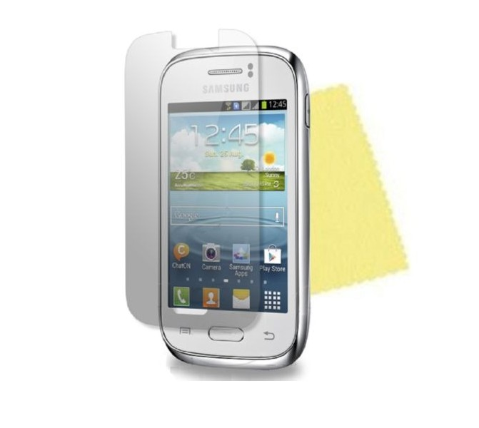 for samsung galaxy young s3610 screen protector top quality factory price 3-5 days delivery