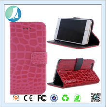 Most Selling Magnetic Pattern PU Leather Stand Flip Wallet & Wrist Strap Protective Case Cover For HTC Desire 816