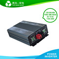 2500W Pure Sine Wave Power Inverter with Alligator Clip Cable Two Plugs