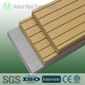 cheaper wood plastic deck flooring with eco friendly