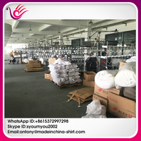 Keqiao agents Guest from the United States Knit fabric weaving circular knitting machine workshop