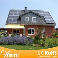 5kw home solar electrical power system projects for china supplier