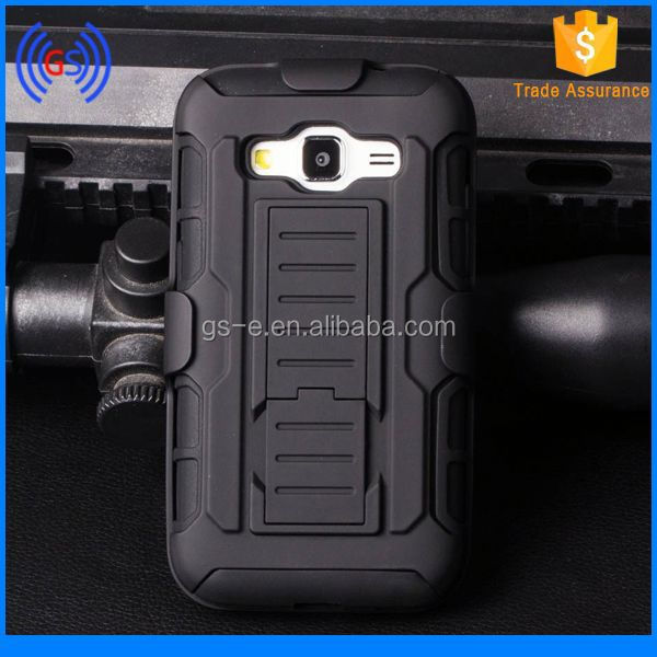 Shockproof PC+Silicone Belt Clip Holster heavy duty case for Samsung i9260 galaxy Premier