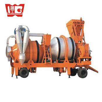 SLJ asphalt mixing equipment