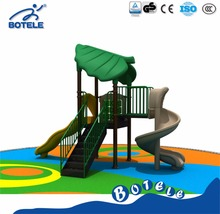 China Manufacturer New Product Hot Sell Kids Outdoor Plastic Playground Preschool Equipment Amusement Park Toys