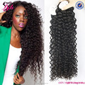 Wholesale Price Large Stock Natural Color bohemian curly hair weave hair extension for Black Women