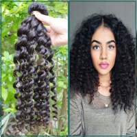 fast shipping 2--3 days to your door virign human hair on sale on line 7a curly brazilian hair weave