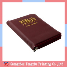 Customized China cheap bible book printing factory print the holy bible