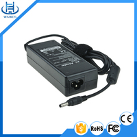 High quality EU US UK AU switching plug 19v 4.74a laptop ac adapter for HP made in China