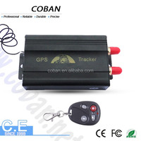 High quality vehicle car gps tracker hotsale, tk103A car gps tracker wholesale