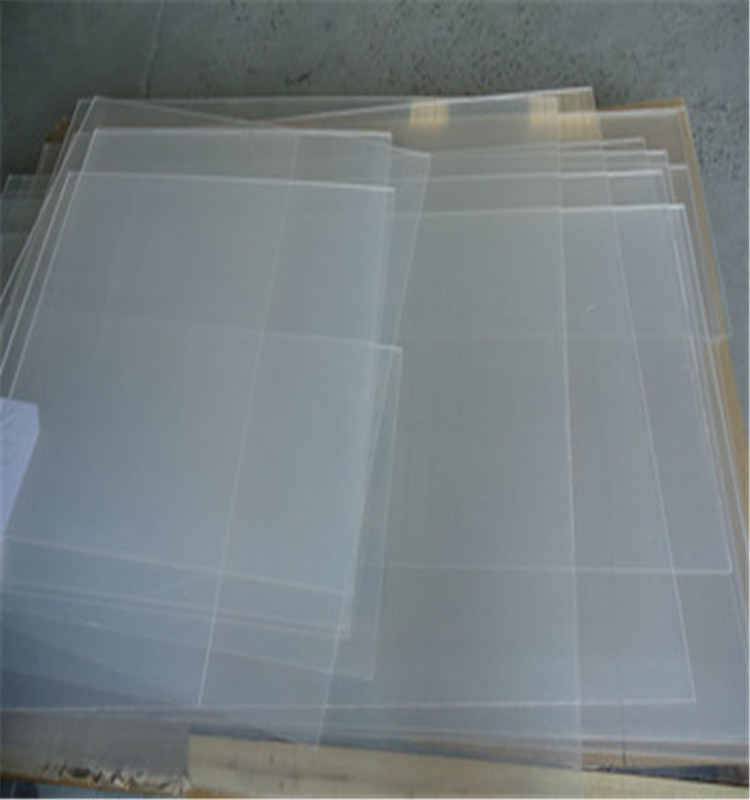Acrylic panel for swimming pool