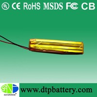16340 1800mah 3.7v li-ion rechargeable battery