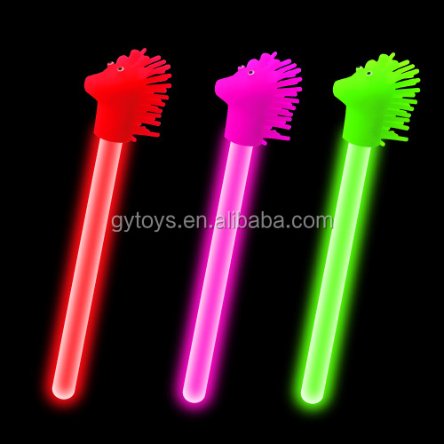 New peoducts 8'' Glow toys for children's day ,Christmas,halloween