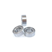 Small size deep groove IN INCH miniature bearings R168
