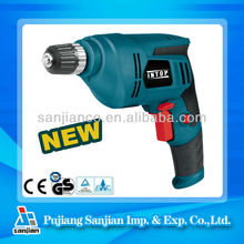 350W 6.5mm New ideal second hand power tool of mini electric drill