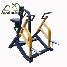 AXD-M1004 seated row machine to shape the back muscles Body solid gym