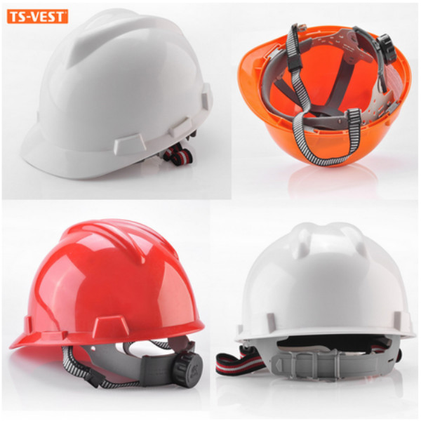European Style Hard hats With Chin Strap Safety Helmet