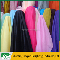 New design 100% polyester wholesale chiffon fabric for maxi dress