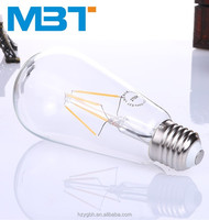 High quality 360 degree E27 filament bulb led made in China