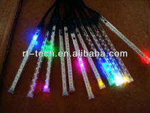 3528SMD snow falling led snowfall running tube christmas lights