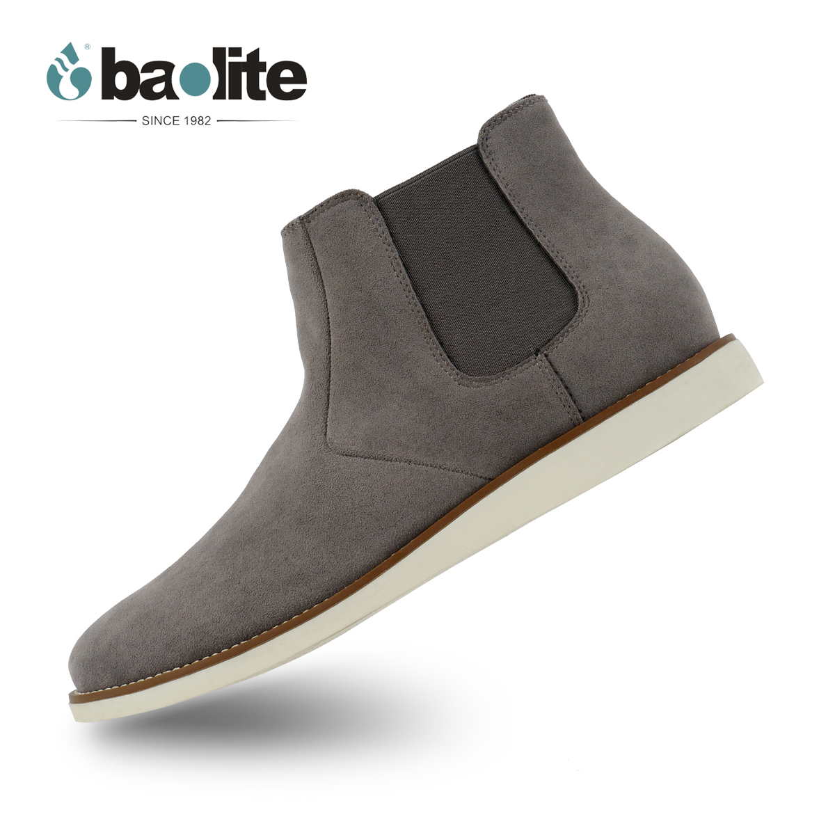 Baolite Chinese factory men's shoes ankle <strong>boots</strong> high quality <strong>boots</strong> for men