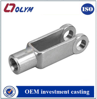 OEM steel electronic password types digital door lock casting factory