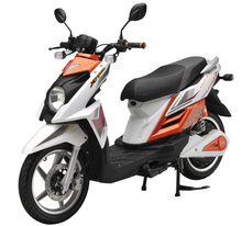 72V1500W adult Electric Motorcycle with Pedal, CE Electric Powered Moped for Adult