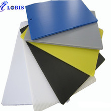High Quality 4*8 coroplast/ pp corrugated plastic sheet/pp hollow corrugated sheet
