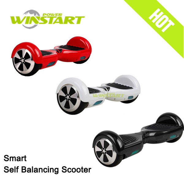 smart electric standing 2 wheel electric scooter with led light