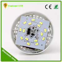 2015 Trade Assurance New led bulb 3W 5W 7W 9W 12W Good Quality cheap led bulb 12v driver