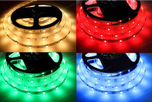 Good Quality 5050 LED Strip Light Waterproof LED RGB Fita Colorful