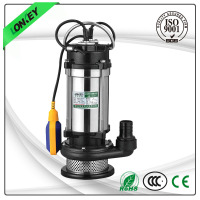 100% copper coil micro solar submersible water pump