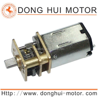 dc12mm gear motor,6v dc micro gear motor for electric lock DGA12-20