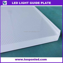Non Printing Stamper Backlit Resin Faux Tile Decorative Ceiling Light Cover Plate Lgp panel