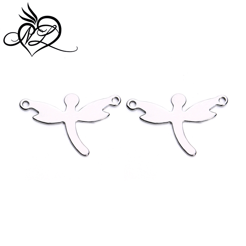 Jewelry <strong>Accessories</strong> 304 Stainless Steel Dragonfly Charms