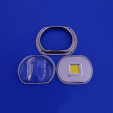 Optical Glass Lens led Street Light Replacement Lens