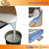 Plaster ceiling mold making liquid RTV-2 silicone rubber