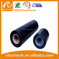 PE Hot Blue Protection Film For Windows /Door /Mirrors/Stainless Sheet High Quality From Shenzhen RITIAN