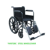 foldable electric wheelchair YM 972LA manufacturer with most competitive factory price