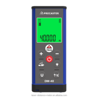 Laser meter 0.05m~40m with area,volume calculation DM40 hand tools made in taiwan