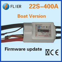 22S 400A water-cooled brushless esc combo For rc jabo bait boat